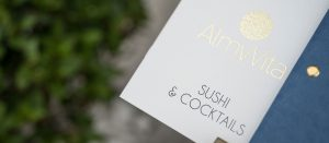 Sushi & Cocktails Chania- Luxury restaurant chania