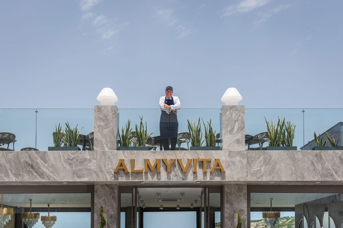 Beachfront Restaurant Chania- Restaurants in Chania- Almyvita luxury restaurant