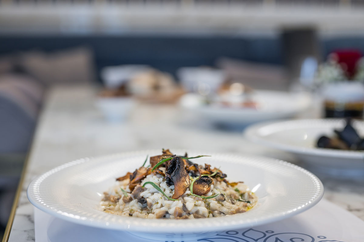 luxury dinner in chania- good restaurants in Chania