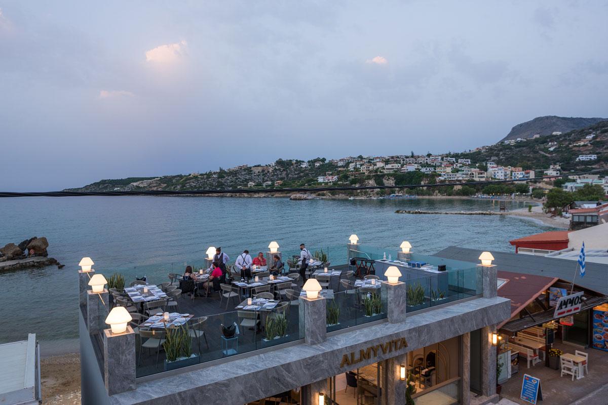 Almyvita Luxury Sea View Restaurant