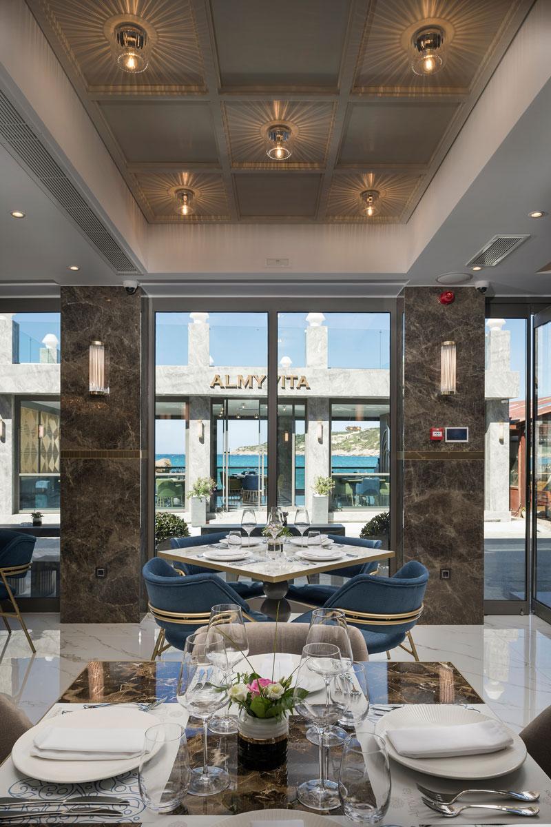 Luxury dining Chania- Business meeting Chania- Chania dinner