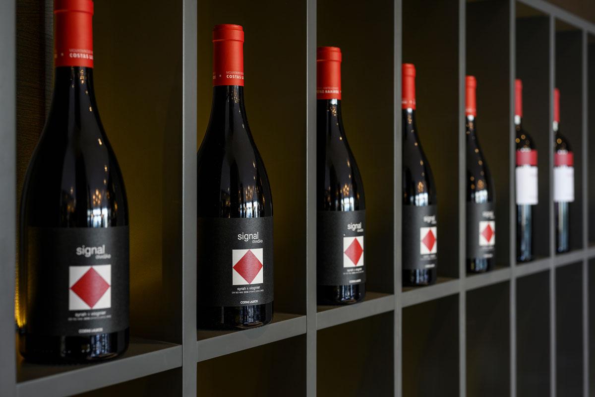 Wine Restaurants Chania- Chania wine dinner- Luxury Dinner in Chania- Gourmet Cuisine Chania
