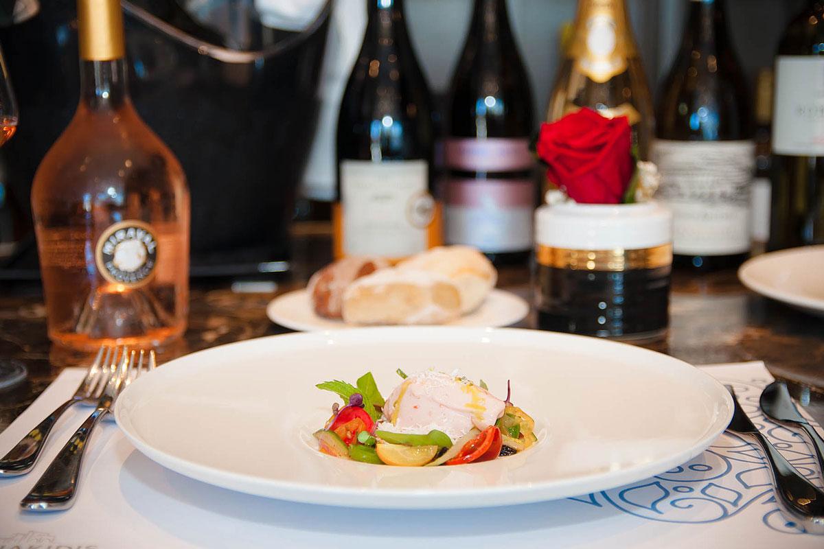 dinner in chania-Almyvita luxury restaurant Chania
