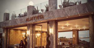 Almyvita Luxury Restaurant- Chania- Almyrida