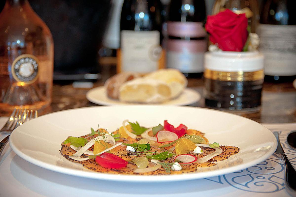 Almyvita Luxury Restaurant - Chania-Almyrida