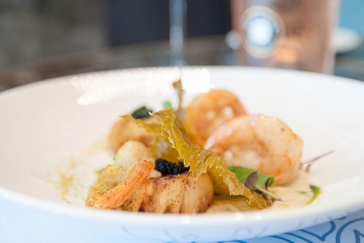 gourmet cuisine almyvita luxury restaurant- almyrida- chania