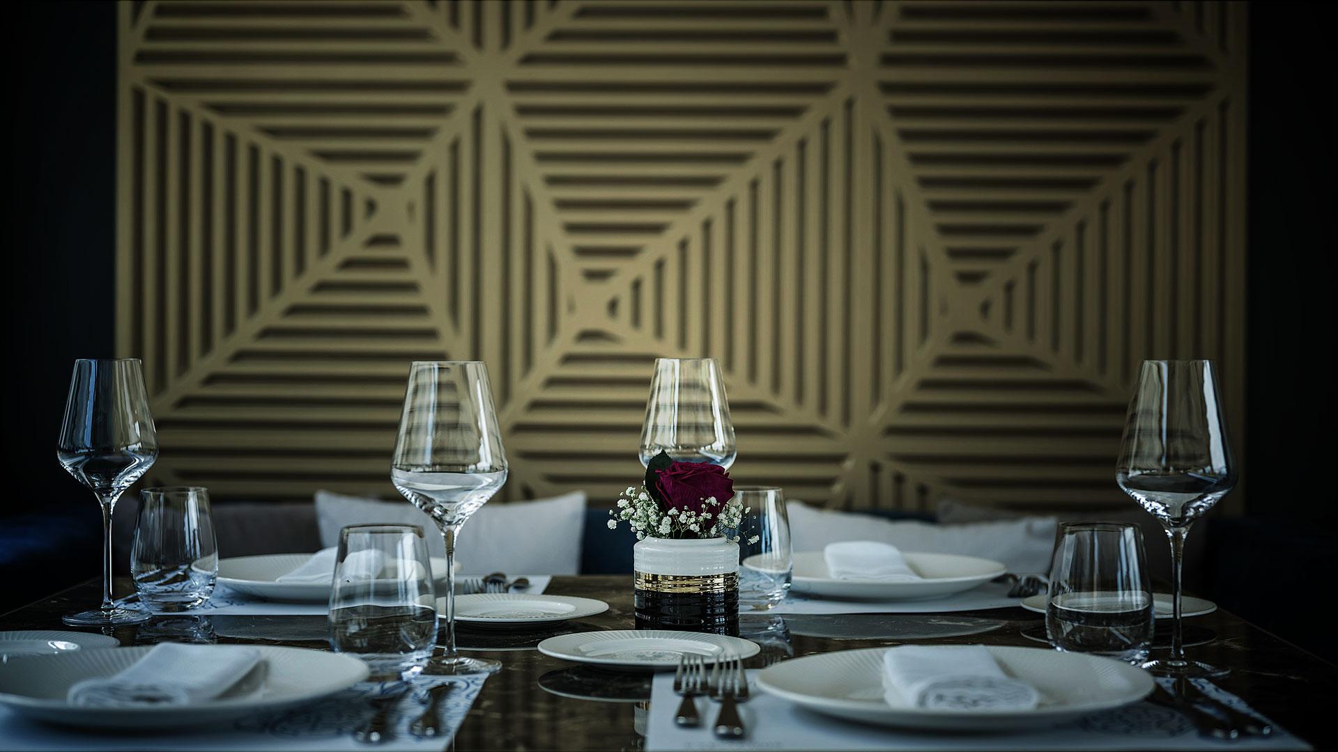 Dinner In Chania- Luxury dinner Chania- Sea view Restaurant Almyvita- Almyrida