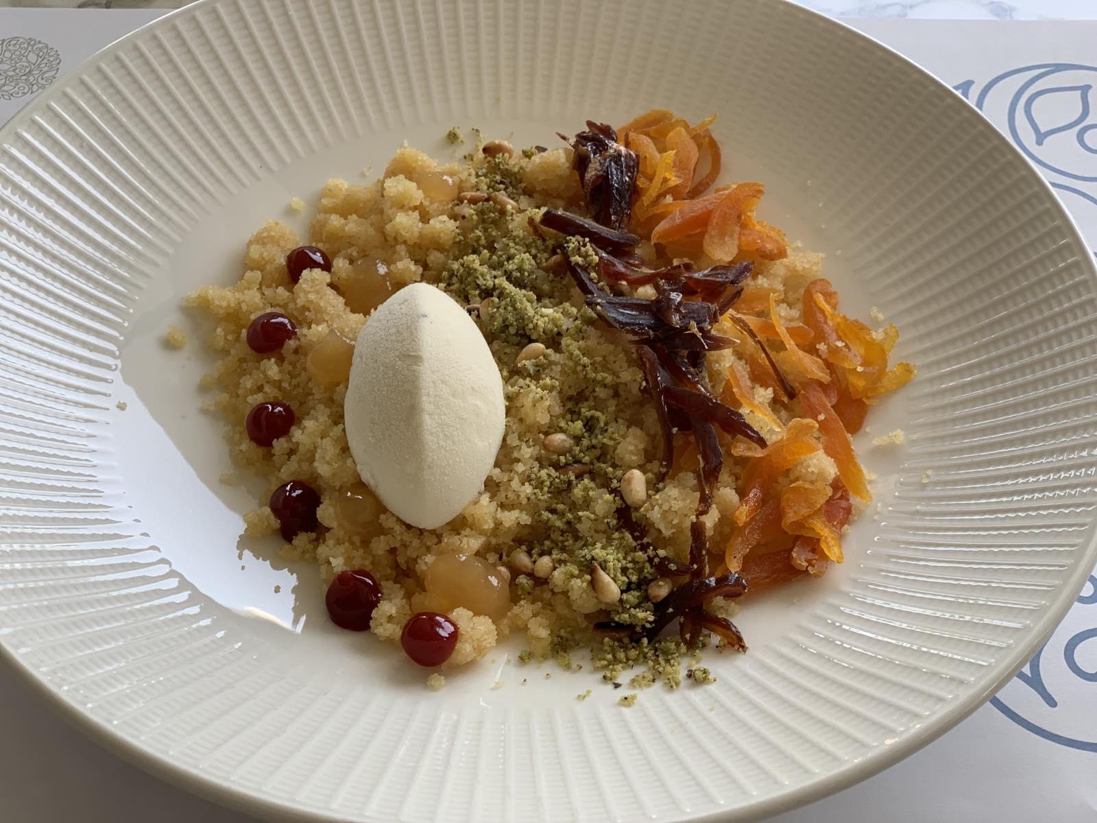 Special Almyvita Halva: Gourmet Cuisine & Pastry - Almyvita Luxury Restaurant