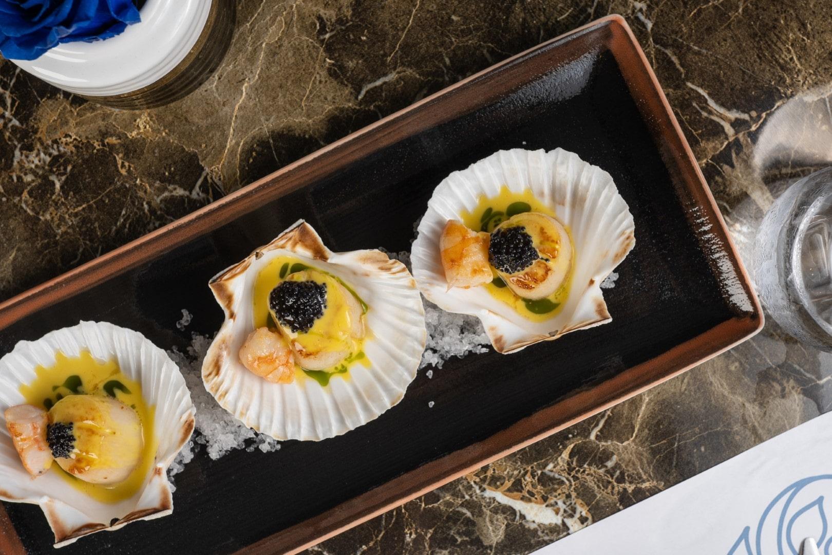 HOT STARTER- Luxury Dinner in Chania- ALmyvita Luxury Restaurant - romantic dinner in Chania- busines meeting chania