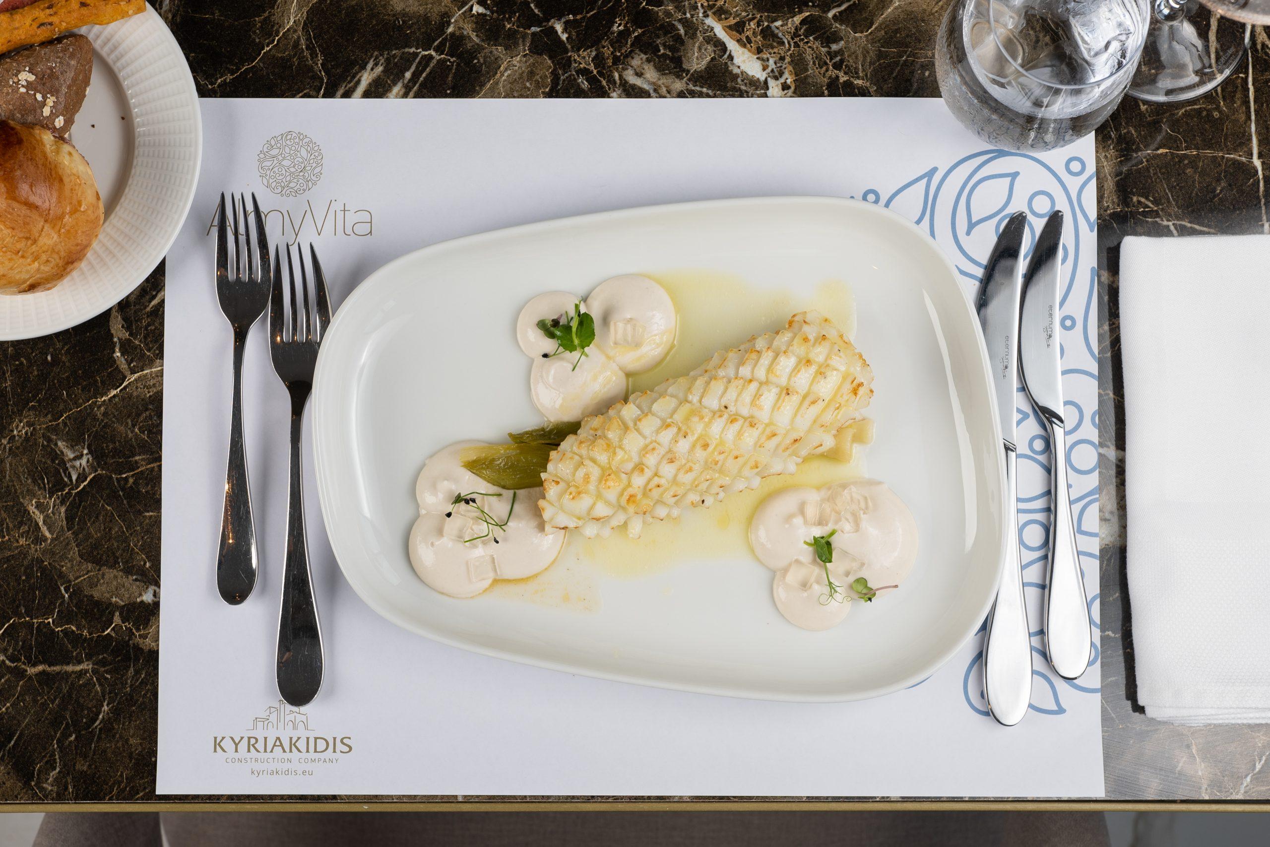 Luxury Restaurants in Chania- Almyvita luxury restaurant in almyrida- sushi restaurant in chania