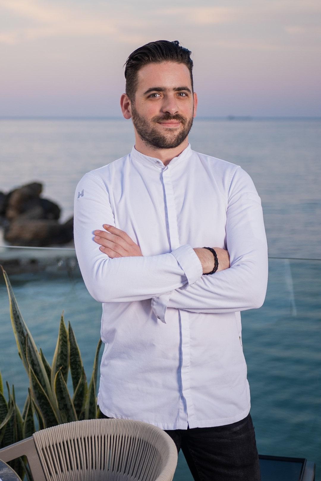 SOTIRIS MATSOUKAS- Luxury Dinner in Chania- luxury dinner chania