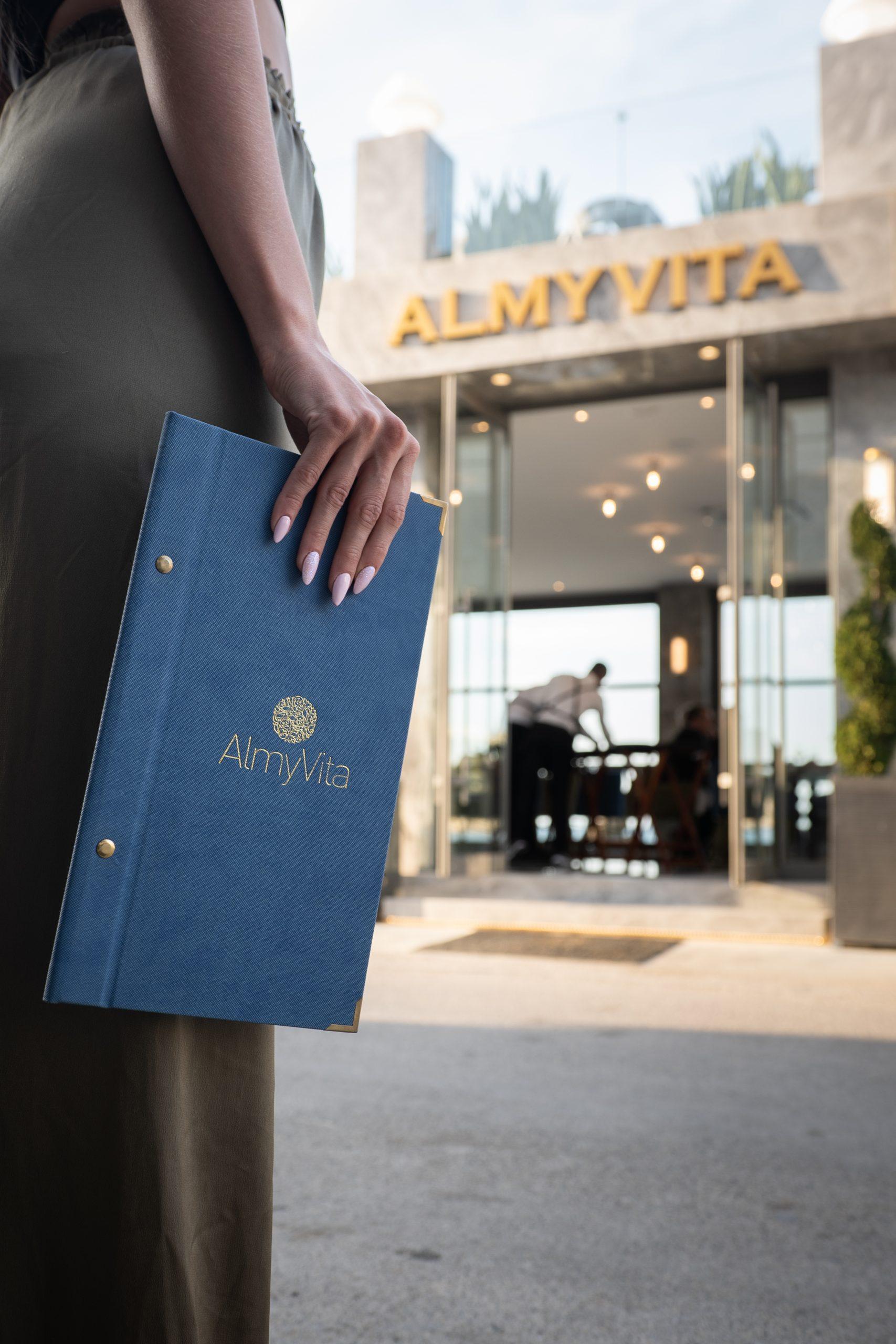 Chania Luxury Restaurants- Luxury Restaurant Almyvita