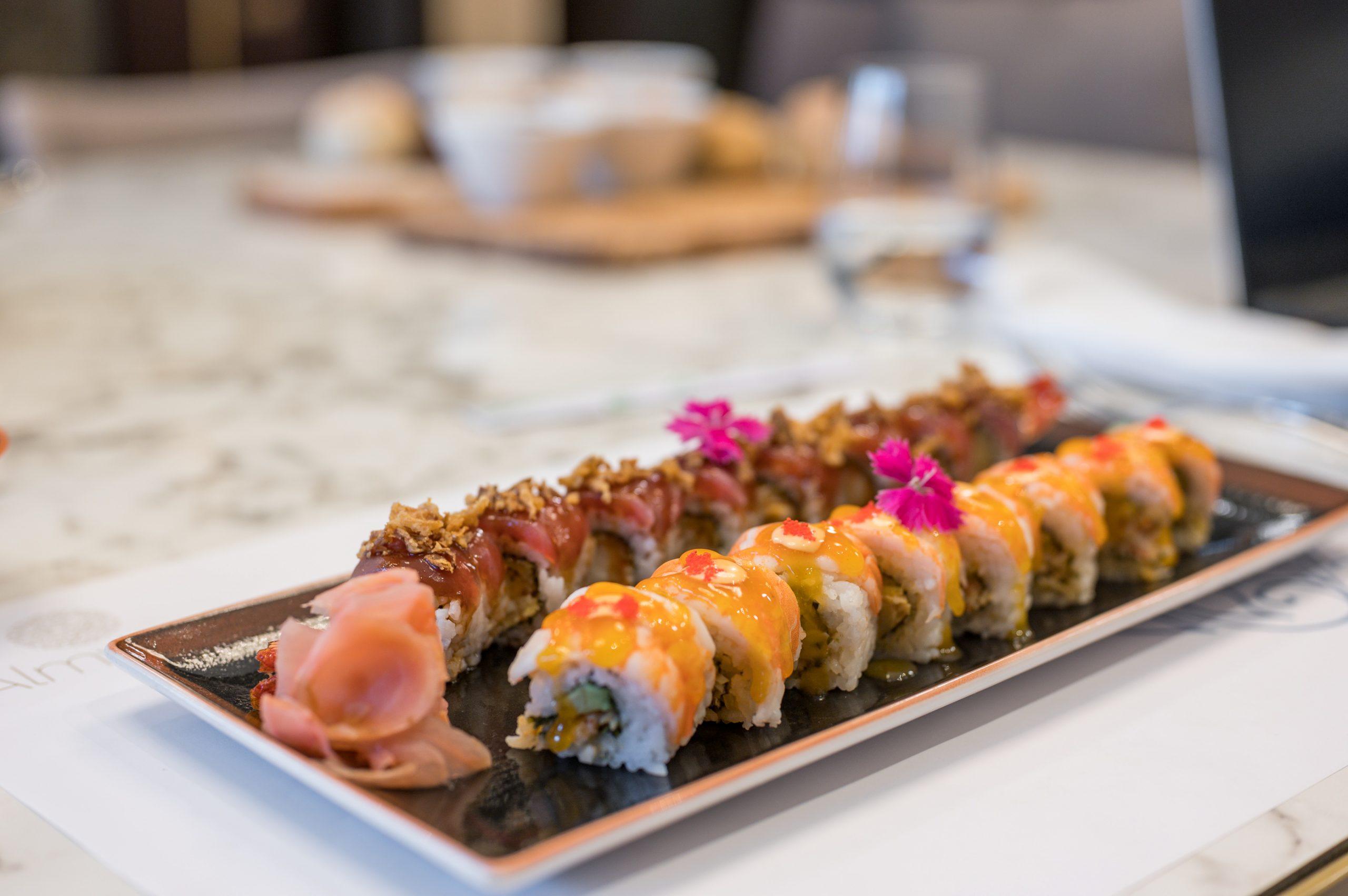 Sushi in Chania- Sushi Menu- Sushi- Nigiri- Restaurants in Chania