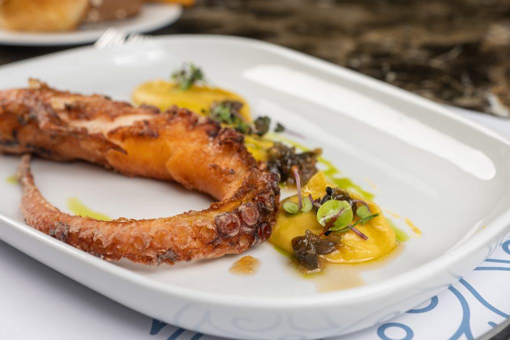 Gourmet Seafood Chania- Luxury Restaurant Almyvita- Seafood in Chania