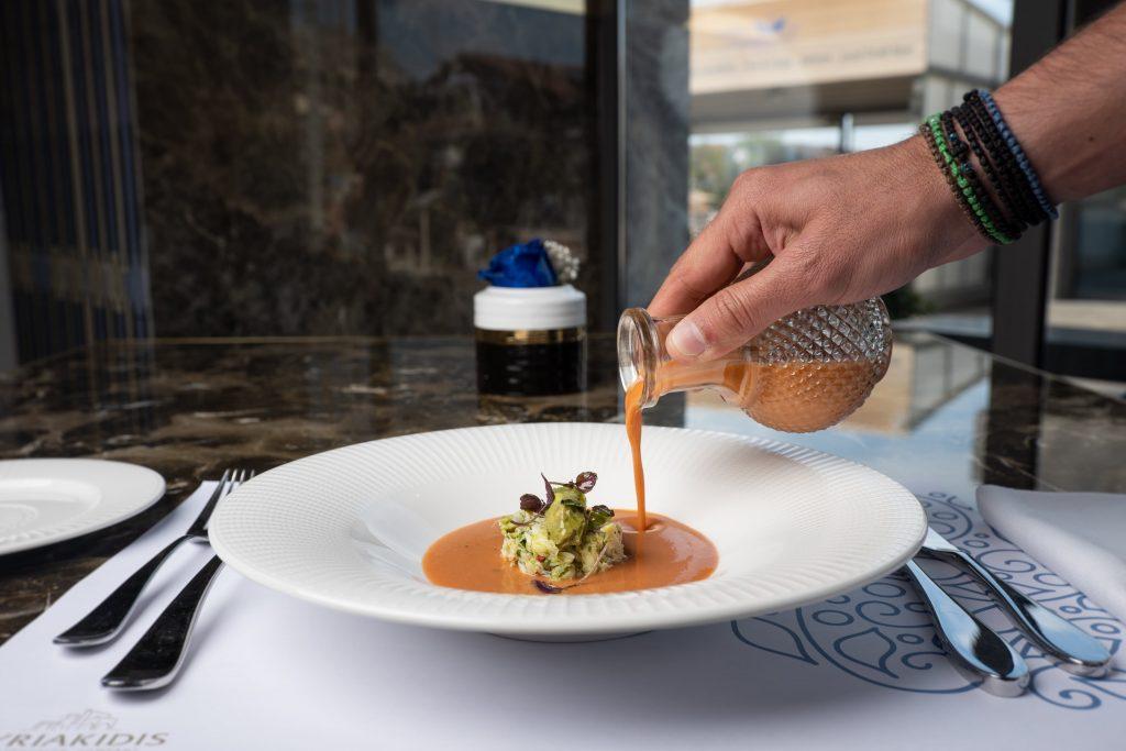 Gourmet cuisine restaurants chania- gourmet cuisine chania- luxury restaurant almyvita chania- chania rated restaurants