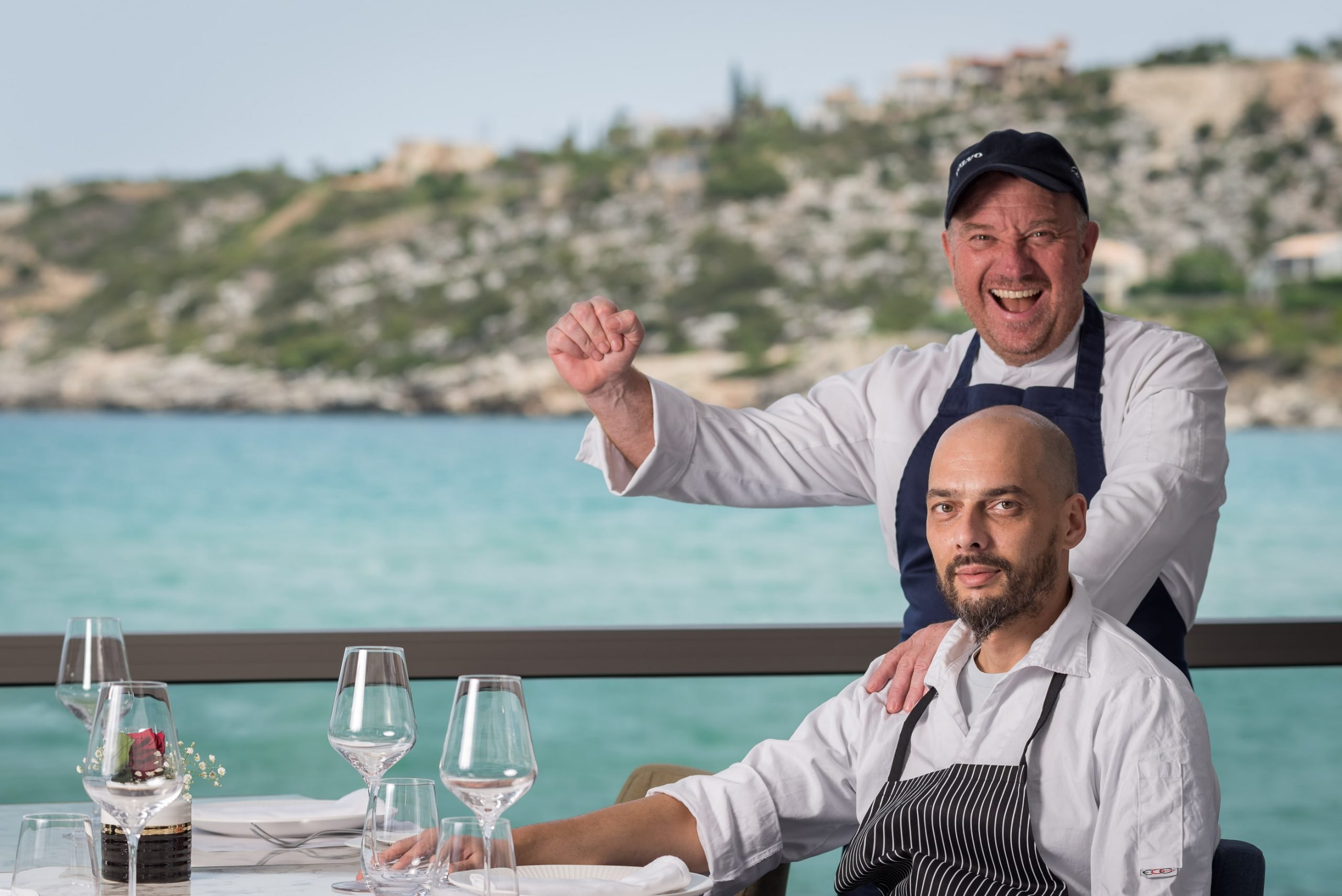 Ettore Botrini- Rated Restaurants Chania- Our Chefs- best restaurants in chania crete- Almyvita Restaurant- Almyrida
