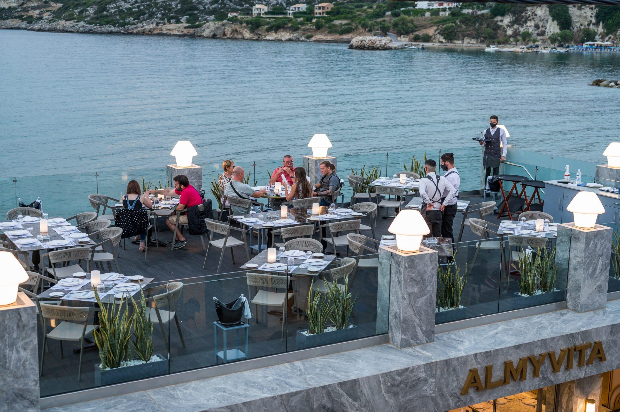 Πολυτελή Εστιατόρια στα Χανιά- Γκουρμέ Εστιατόριο Almyvita- Γκουρμέ Εστιατόρια Χανιά- Εστιατόριο Πολυτελείας στα Χανιά