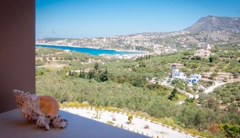 Αλμυρίδα Χανιά- Θέα στην Θάλασσα