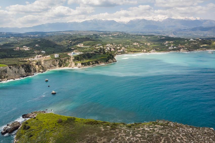 Almyrida Village in Chania Crete